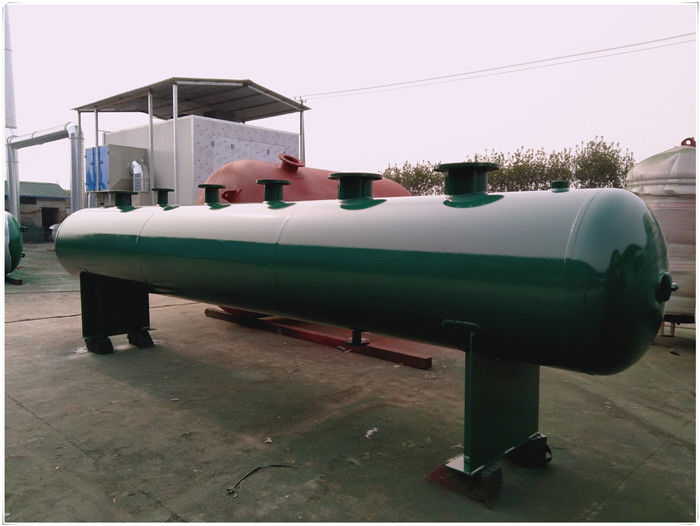 High Pressure Mechanical Active Heat Exchange Equipment Separator Vessel Vertical